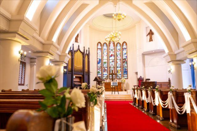 結婚式場はどんなところを選ぶ?タイプ別式場4選